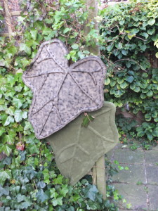 Ivy Leaf Shield